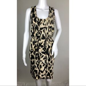 Calvin Klein Animal Print Dress Size 4